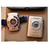 Portable Radios, Cassette Player