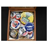 Buttons (Political & Others)