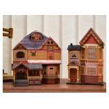 Gingerbread House Figures