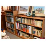 Bookcases / Book Shelves