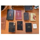 Miniature Religious Books / Bibles