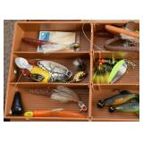 Fishing Gear - Tackle Boxes, Lures & Accessories
