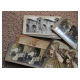 Stereoscope Cards / Photos