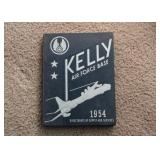 1954 Kelly Air Force Base Book (Directorate of Supply and Services)
