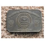 Committee of Vigilance of San Francisco Belt Buckle