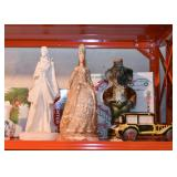 Figurines, Decorative Decanters