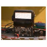 Simpson Electric Analog Multimeter