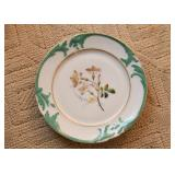 Vintage China Set with Gold Accents