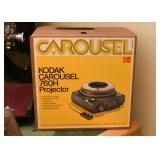 Vintage Kodak Carousel Slide Projector