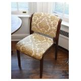 Pair of Upholstered Dining / Side Chairs