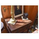Vintage Table / Chest with 2 Drawers