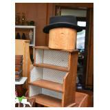 Wooden Hat Stand, Men