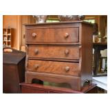 Small / Miniature Chest of Drawers (Salesman Sample Size)