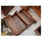 Wooden Display Rack / Shelf