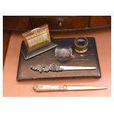 Vintage Letter Openers / Desk Accessories
