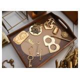 Brass Items, Smalls & Hardware