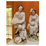 Antique Porcelain Figurines