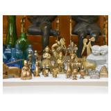 Brass Miniatures & Figurines