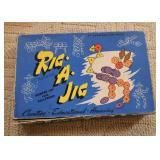 Vintage Rig-A-Jig Creativity Toy