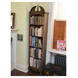 Tall, Narrow Bookshelf / Bookcase (2 of 2)