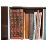 Part of the Large Collection of Books (including Children