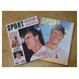 "Vintage ""Sport"" Magazines"