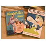 Vintage Baseball Fan