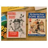 Baseball Digest & Sporting News Mags