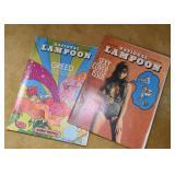 Vintage National Lampoon Magazines