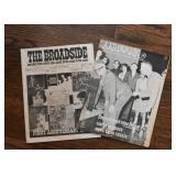 The Broadside & The Aardvark Magazines
