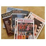 Vintage Show Business Illustrated Magazines