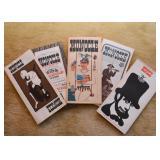 Vintage Monocle Magazines