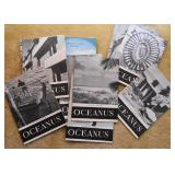 Vintage Oceanus Magazines