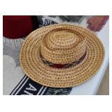 Vintage Straw Hats