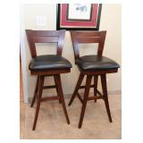 Pair of Kitchen Counter / Bar Stools