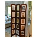 Picture Frame Room Divider / Screen