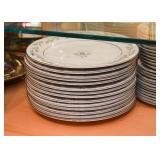 Noritake China Set (Glendon Pattern)