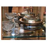 Silver Plate / Silverplate, Serving Pieces