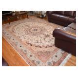 Persian Tabriz Carpet (approx. 11