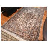 Persian Kashan Carpet (approx. 7