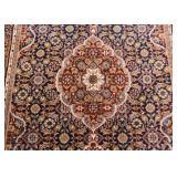 Persian Tabriz Carpet / Rug (approx. 5