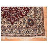 Persian Tabas Carpet / Rug (approx. 6