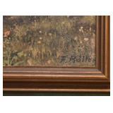 Framed Artwork / Paintings & Prints
