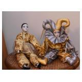 Clown / Jester Dolls
