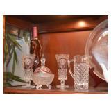Stemware, Crystal & Glassware (Cut Crystal, Pressed Glass, Etc.)