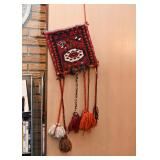 Persian Rug / Woven Pouch