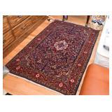 Persian Kashan Carpet / Rug (approx. 5