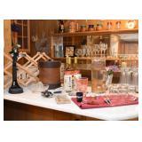 Barware, Glassware, Bar / Cocktail Accessories