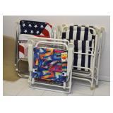 Folding Outdoor / Garden Chairs