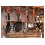 Pots & Pans, Kitchen Utensils